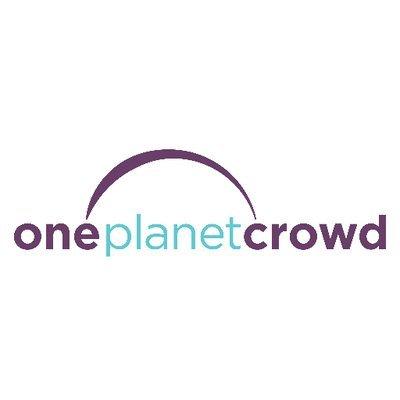 Logo oneplanetcrowd