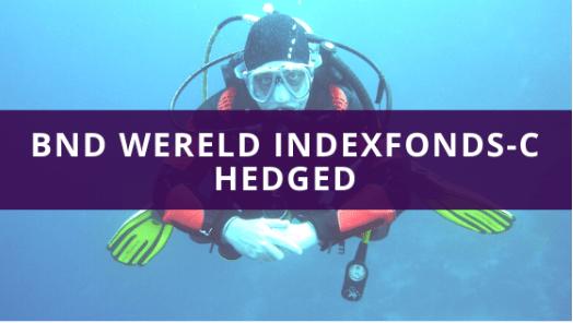 BND wereld indexfonds-C hedged
