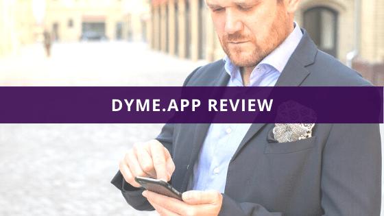 Dyme.app review