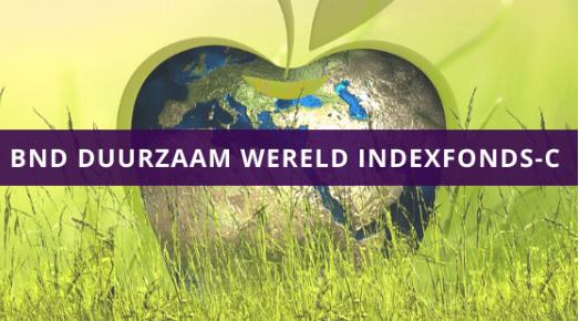 BND duurzaam wereld indexfonds-C