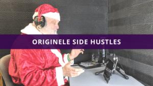 Originele side hustles