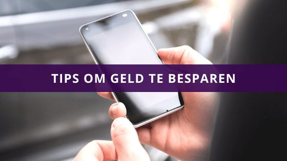 Tips om geld te besparen via apps