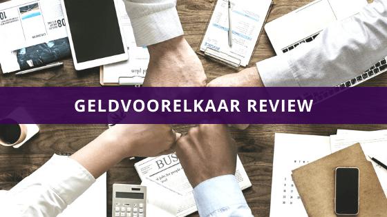 Geldvoorelkaar review