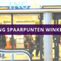 ING spaarpunten winkel