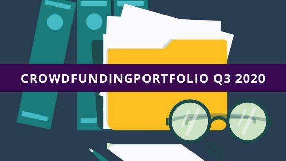 Crowfundingportfolio Q3 2020