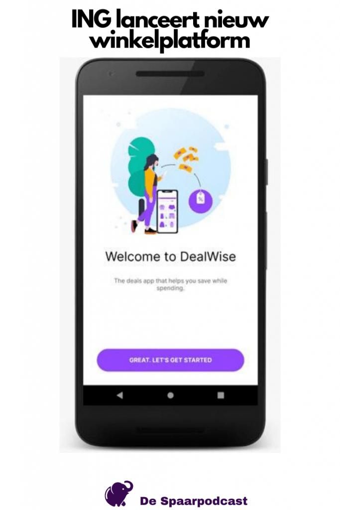 ING lanceert nieuw winkelplatform Dealwise