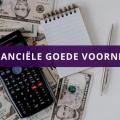 10 financiële goede voornemens