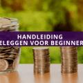 Handleiding beleggen voor beginners