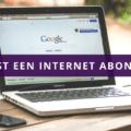 wat kost een internet abonnement