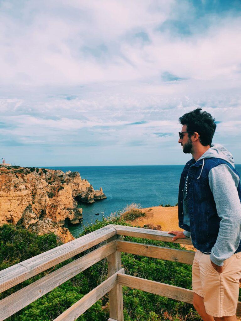 In Portugal tijdens de workation